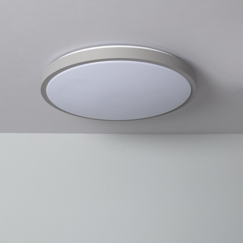 Plafón LED Circular CCT Bari 24W