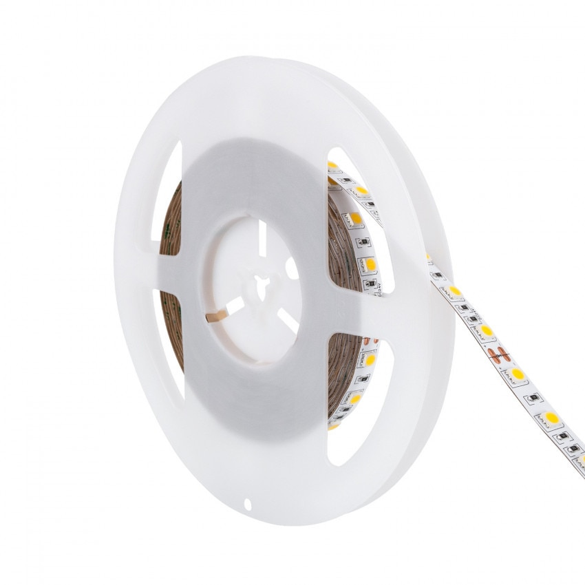 Tira LED 24V DC 60 LED/m 5m IP20 CRI90 Expert Color