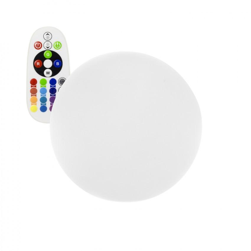 Esfera LED RGBW 40cm