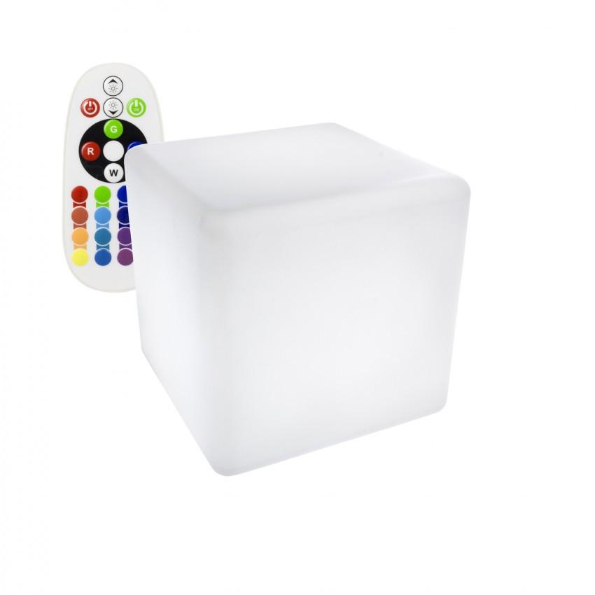 Cubo LED RGBW 40cm