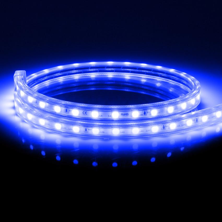 Tira LED Smart WiFi 220V AC 60 LED/m Azul IP65 a Medida