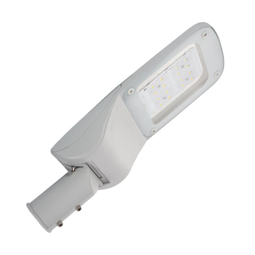 Luminária Style City LED Lumileds 40W PHILIPS Xitanium Regulável 1-10V