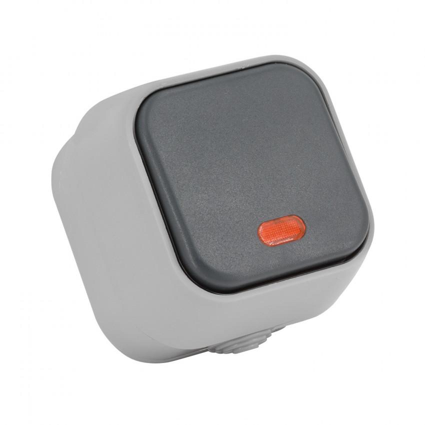 Interruptor Simple con Indicador Luminoso IP54