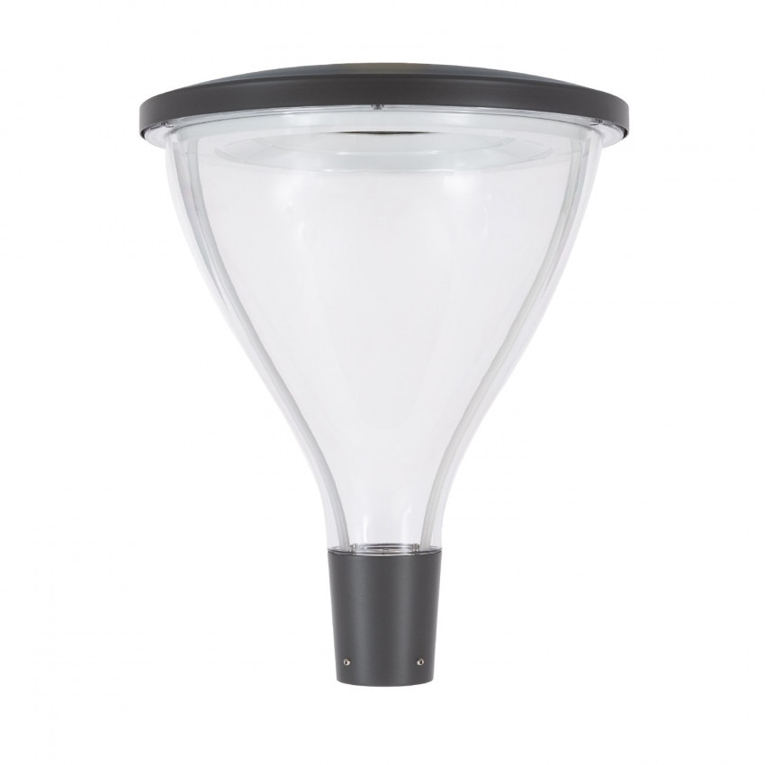 Luminaria LED 40W Clear Garden LUMILEDS MEAN WELL Programable