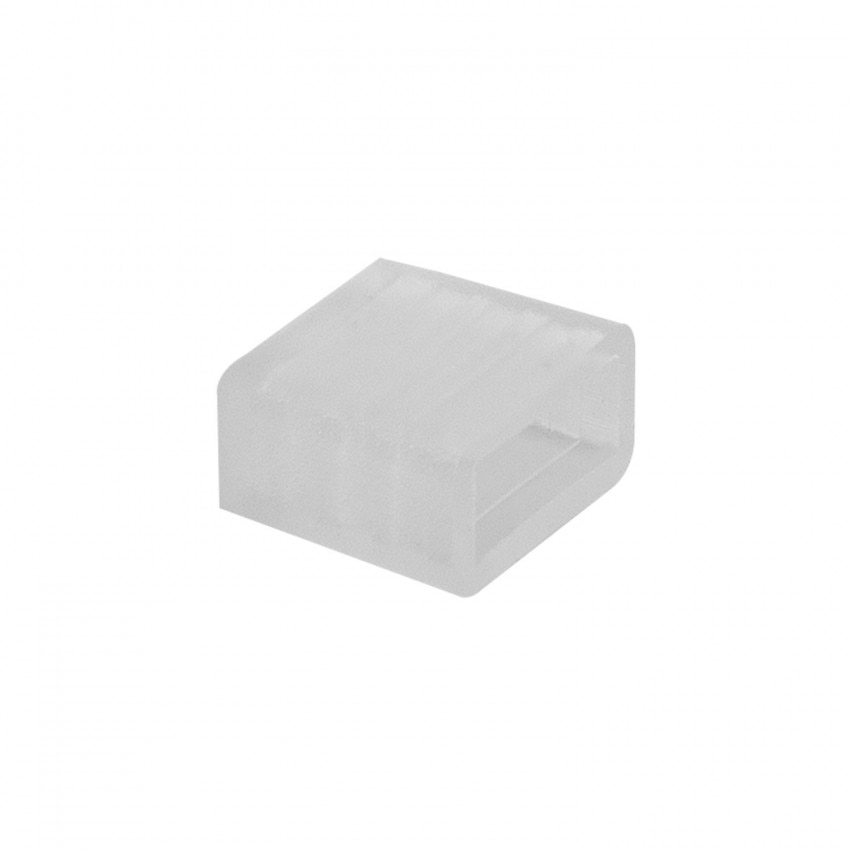 Tapón Final para Tira LED 220V AC 100 LED/m IP67 a Medida Corte cada 10 cm
