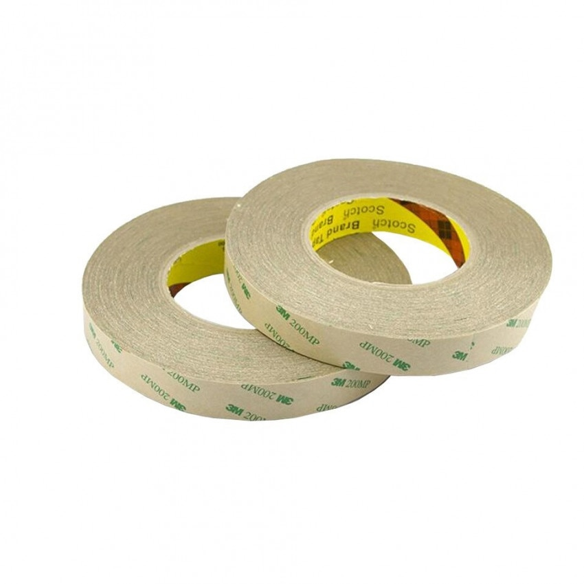 Cinta Adhesiva de Doble Cara 55m para Tiras LED 3M 200MP