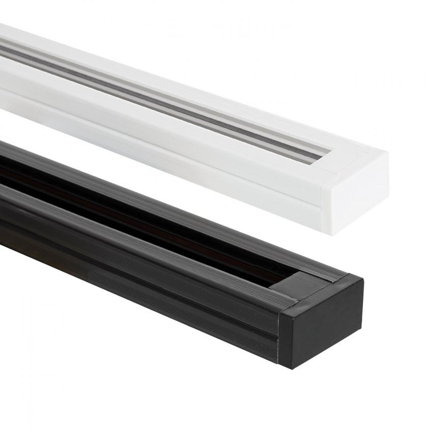 Carril Monofásico PC para Focos LED 1 Metro