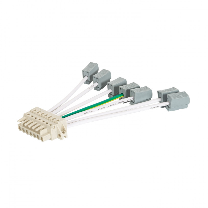 Conector a red para Barra Lineal LED Trunking