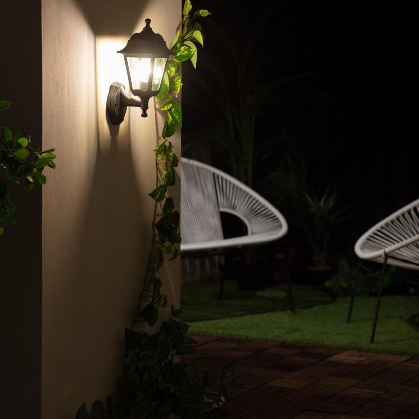 Lámpara de Pared Mini Villa Negro