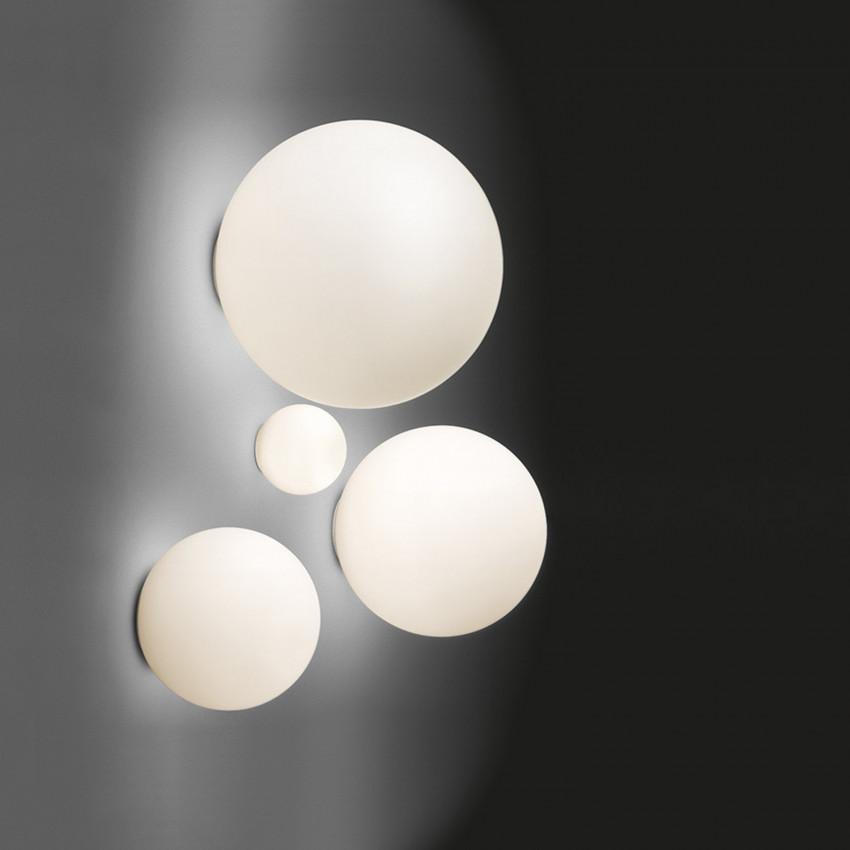 Candeeiro de Parede LED Ø35 cm Dioscuri ARTEMIDE