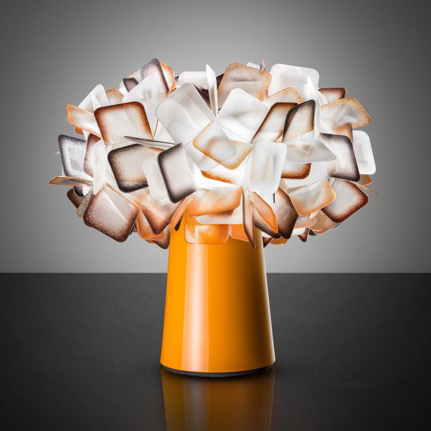 Lámpara de Mesa SLAMP Clizia Table Orange