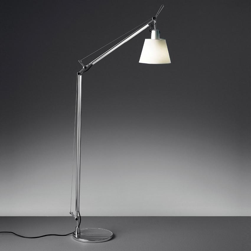 Lámpara de Pie Tolomeo Basculante Lectura ARTEMIDE