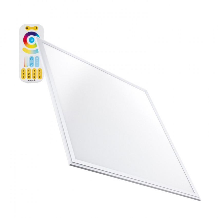 Painel LED Regulável RGBWW 60x60cm 36W 3600lm
