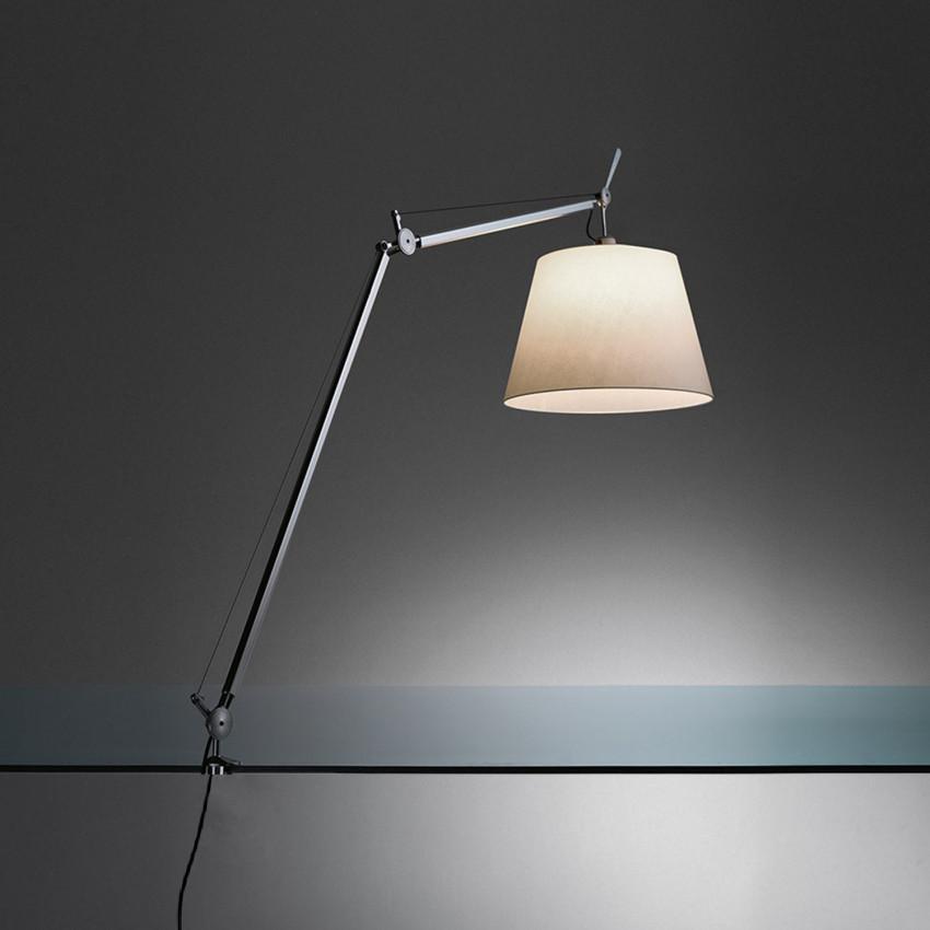 Lámpara de Mesa Tolomeo Mega con Soporte Fijo con Interruptor ARTEMIDE