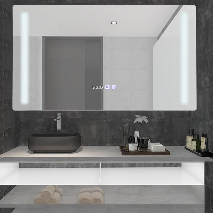 Espejo LED Antivaho Táctil Big Similan 60x80 cm