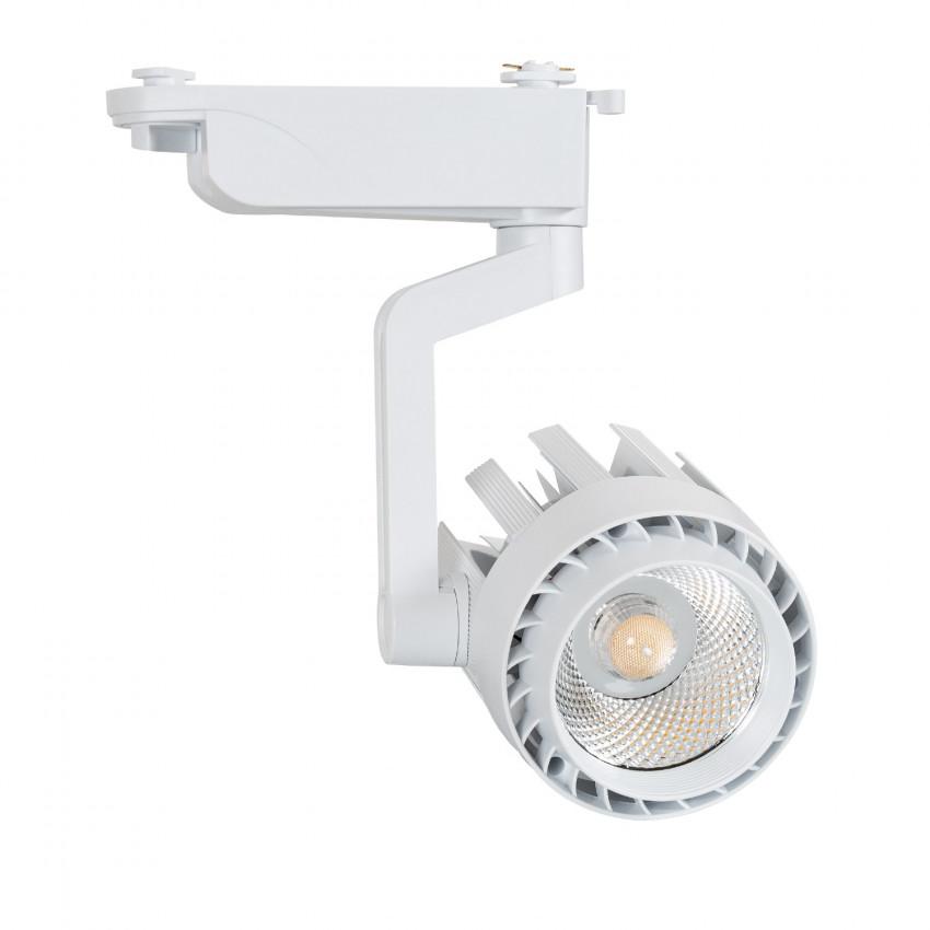 Foco LED Dora 30W Blanco para Carril Monofásico