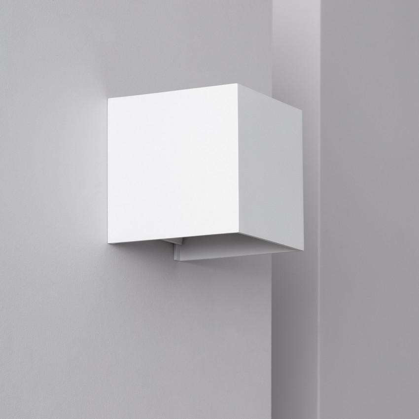 Aplique LED Eros 6W Blanco Iluminación Doble Cara Aluminio