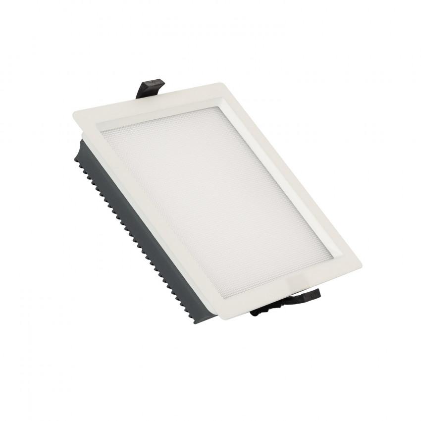 Downlight LED 25W SAMSUNG New Aero Slim Cuadrado 130 lm/W (UGR17) LIFUD Corte 165x165 mm