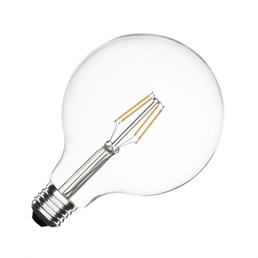 Bombilla LED E27 Regulable Filamento Supreme G125 5.5W
