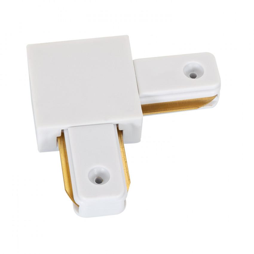Conector Tipo L para Carril Monofásico PC