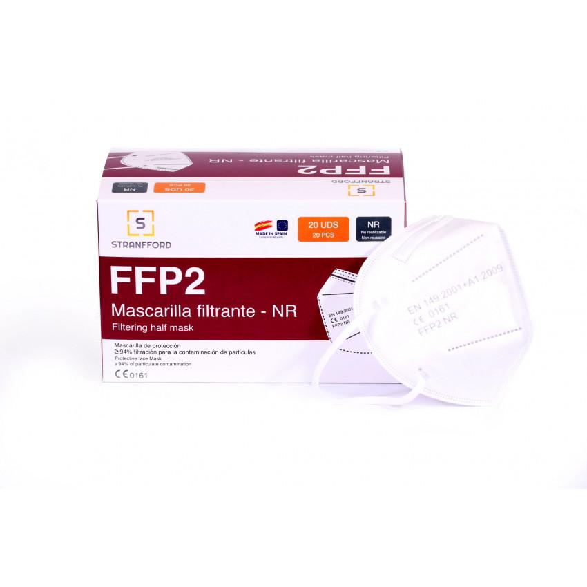 Pack 20 Máscaras FFP2 Fabricada na Espanha