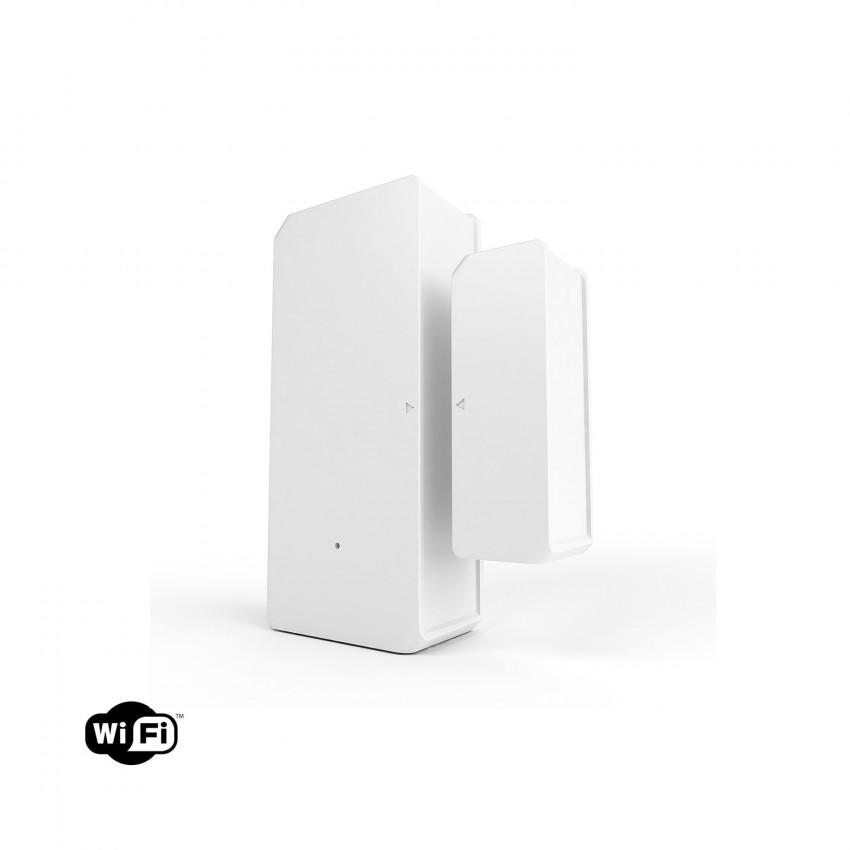 Detector Magnético WiFi Remoto con Alarma Especial Puertas y Ventanas SONOFF Sensor DW2