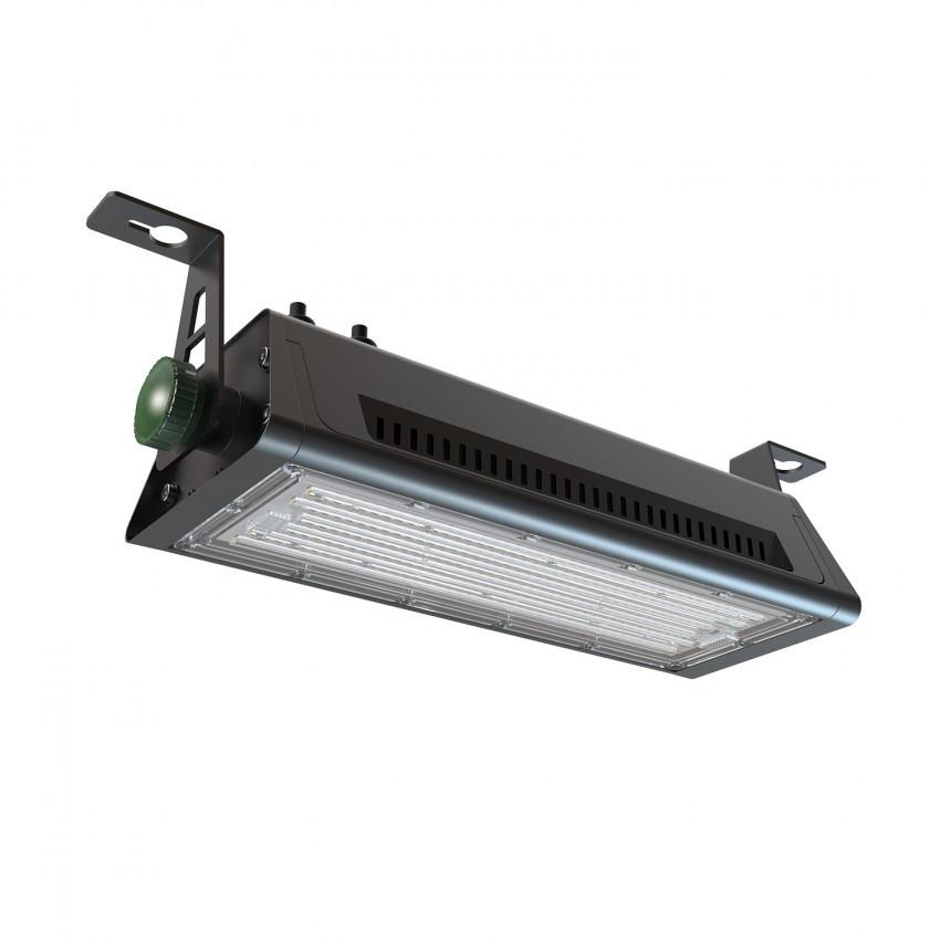 Campânula Lineal LED 100W LUMILEDS IP65 150lm/W Regulável 1-10V