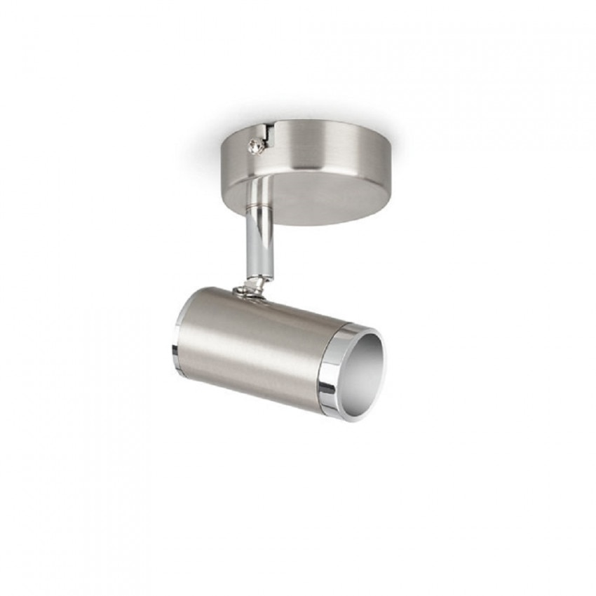 Lámpara de Techo LED con Un Foco PHILIPS Espimas 4.3W