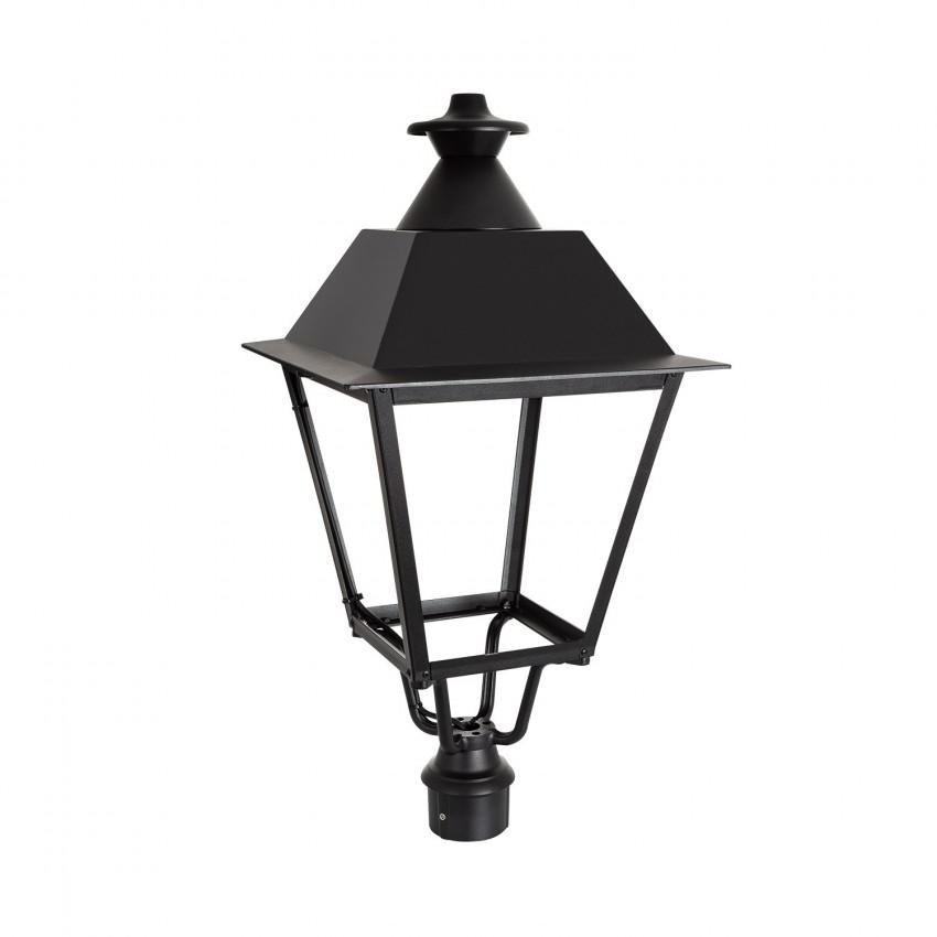 Luminária LED 40W NeoVila LUMILEDS PHILIPS Xitanium Programável 5 Steps Iluminação Pública
