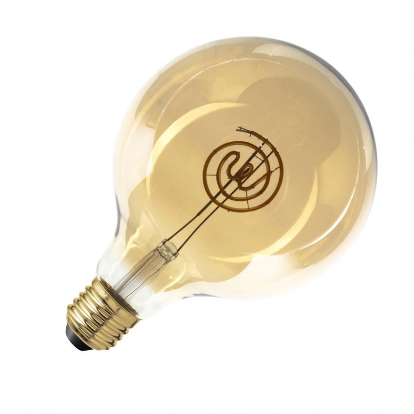 Bombilla LED E27 AMARCORDS MasterChef Collection Masterchef Logo filament Regulable