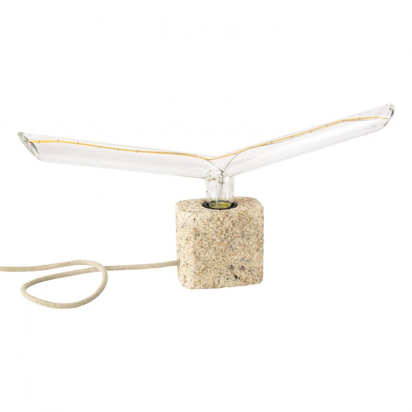 Lámpara de Mesa AMARCORDS Rockypaper Alhambra Regulable