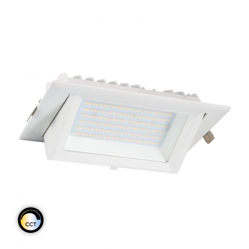 Foco Projector Direccionável Rectangular LED 60W SAMSUNG 130 lm/W CCT Seleccionável LIFUD