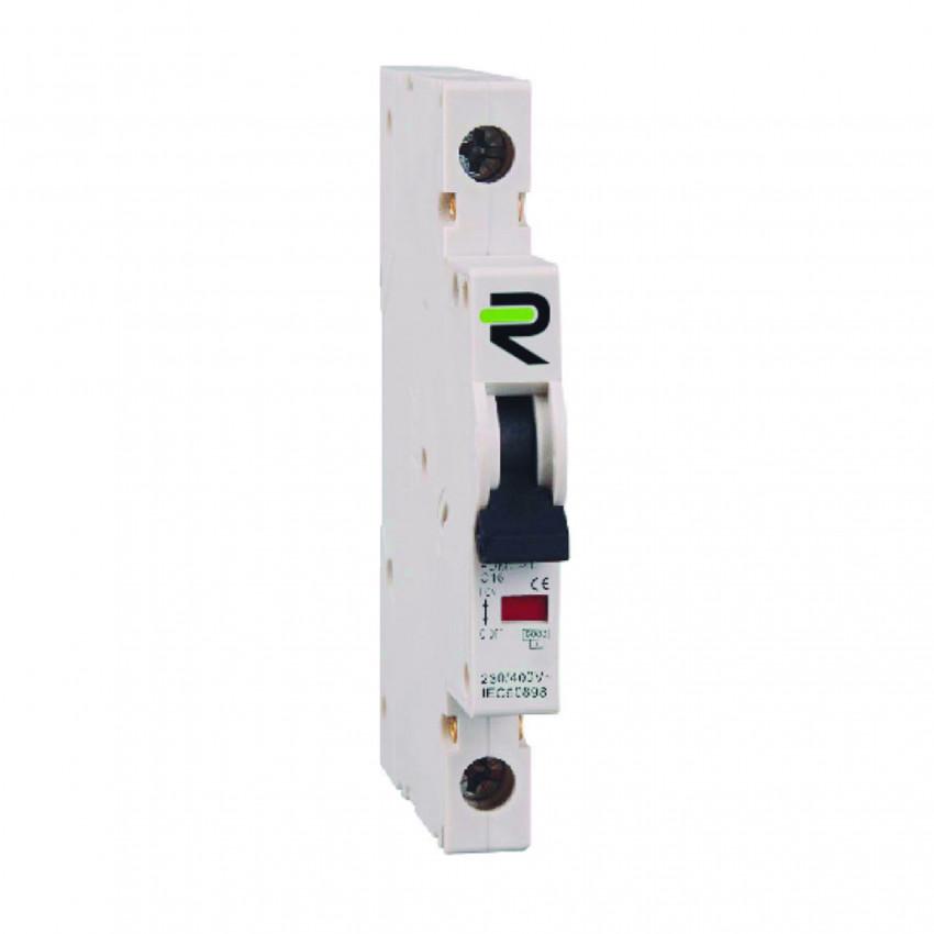 Microinterruptor Automático Magnetotérmico Industrial/Terciario MAXGE 1P-6kA 20-40A