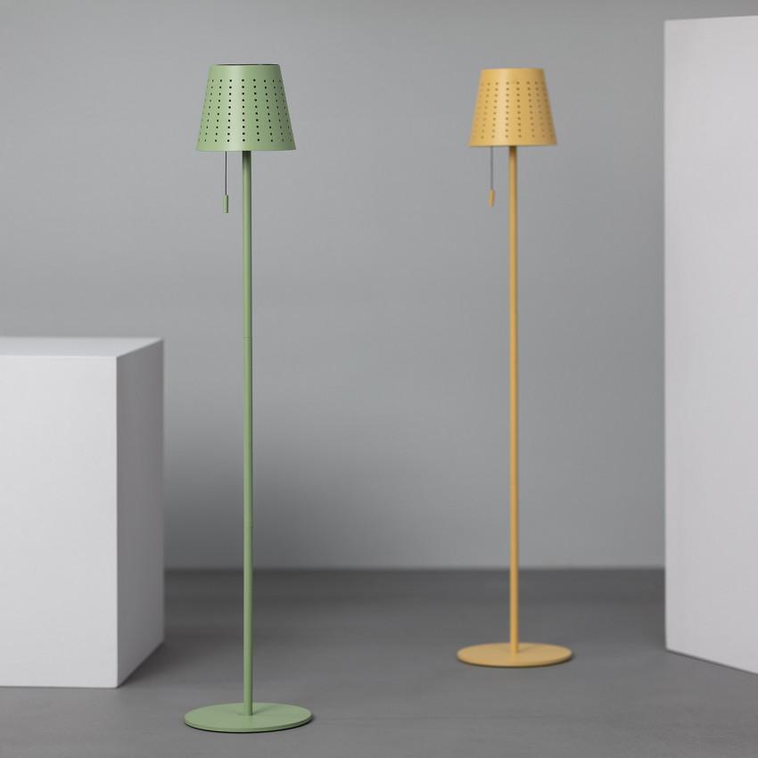 Lámpara de Pie LED Solar Banate 3W