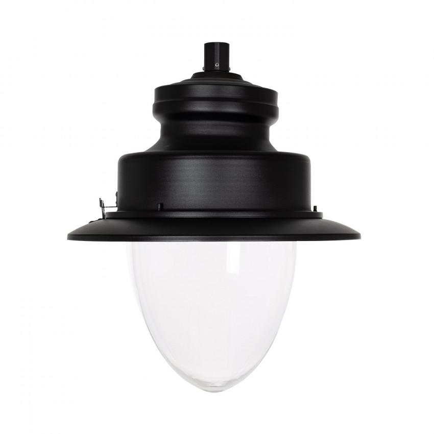 Luminária LED 60W Fisher LUMILEDS PHILIPS Xitanium Programável 5 Steps Iluminação Pública