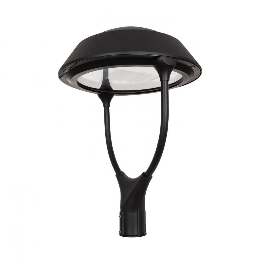 Luminária LED 60W Aventino LUMILEDS PHILIPS Xitanium Programável 5 Steps Iluminação Pública