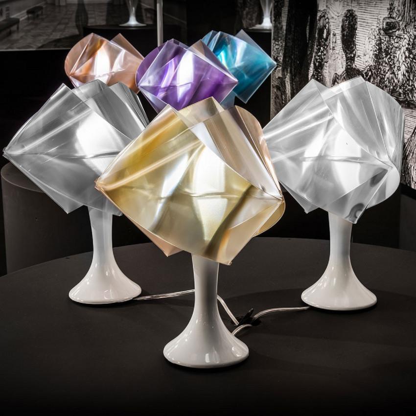 Candeeiro de Mesa SLAMP Gemmy Prisma Table