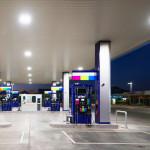 Focos Industriales Especial Gasolineras