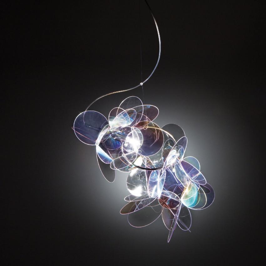 Lámpara Colgante SLAMP Mille Bolle Suspension