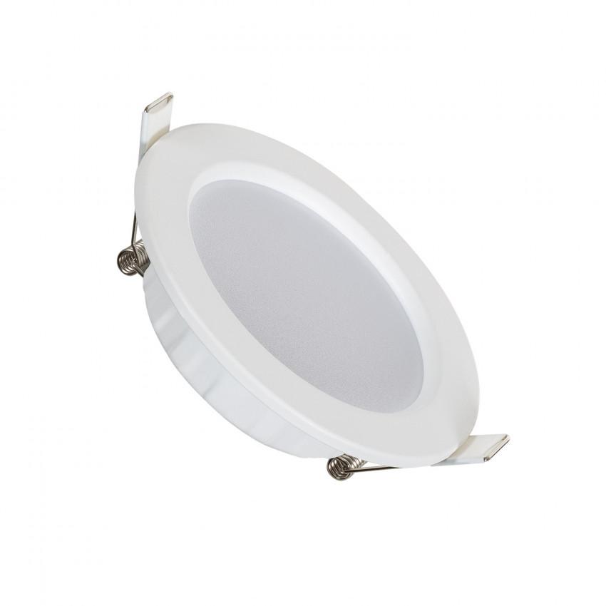 Placa LED 3W Regulable Circular Slim Corte Ø 75 mm