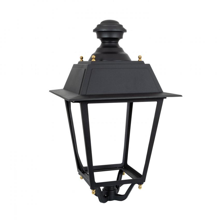Luminária LED 40W Villa LUMILEDS PHILIPS Xitanium Programável 5 Steps Iluminação Pública