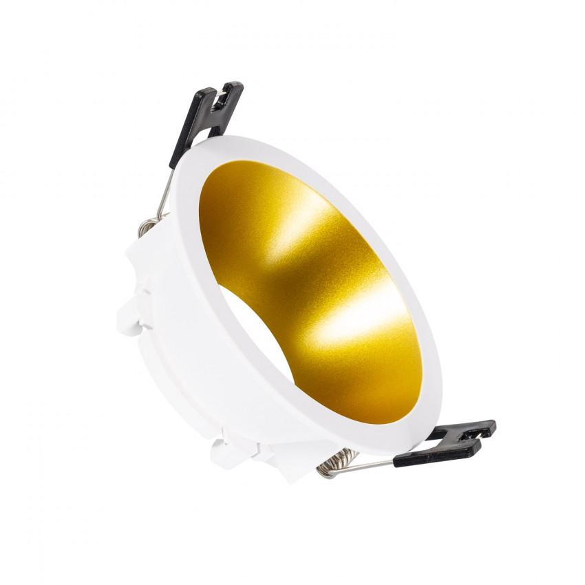 Aro Downlight Cónico PC para Bombilla LED GU10 / GU5.3