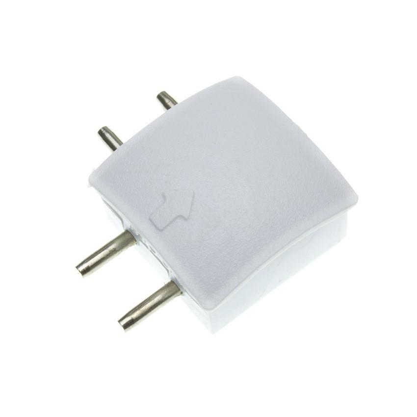 Conector 'Left Corner' Perfil com Fita LED Aretha