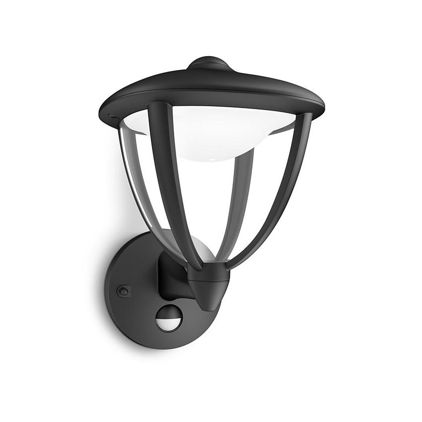Lámpara de Pared LED 4.5W con Sensor de Movimiento PHILIPS Robin
