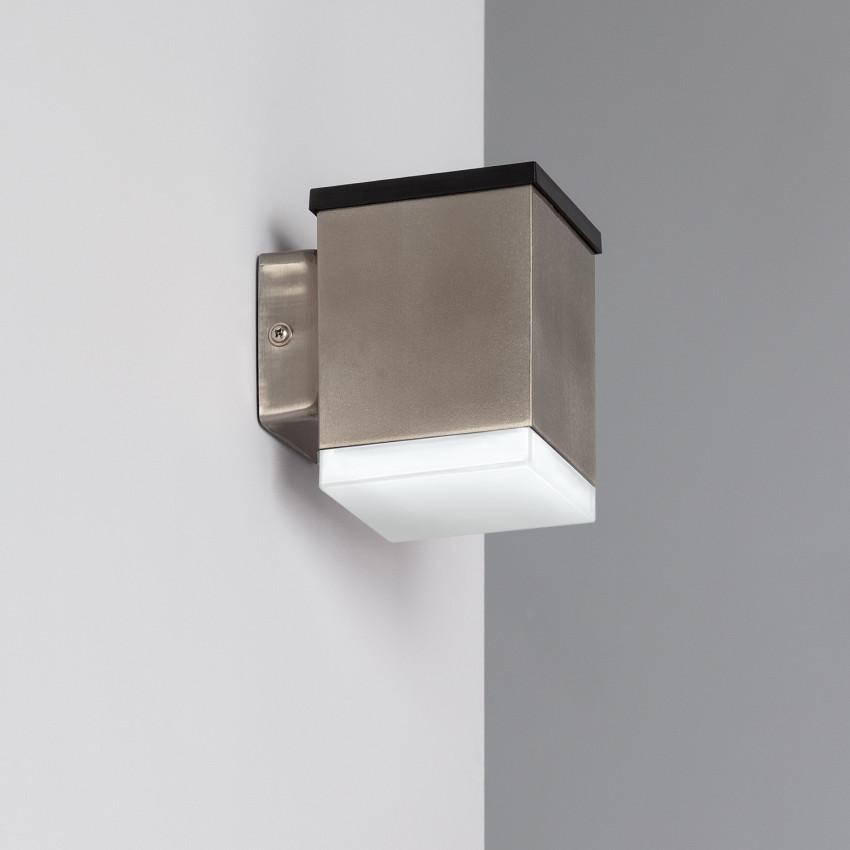 Aplique de Parede LED Solar Jafaro