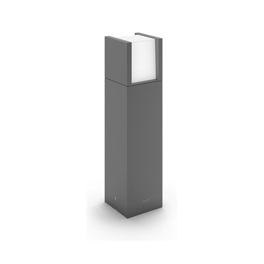 Baliza LED 6W PHILIPS Pedestal Arbour