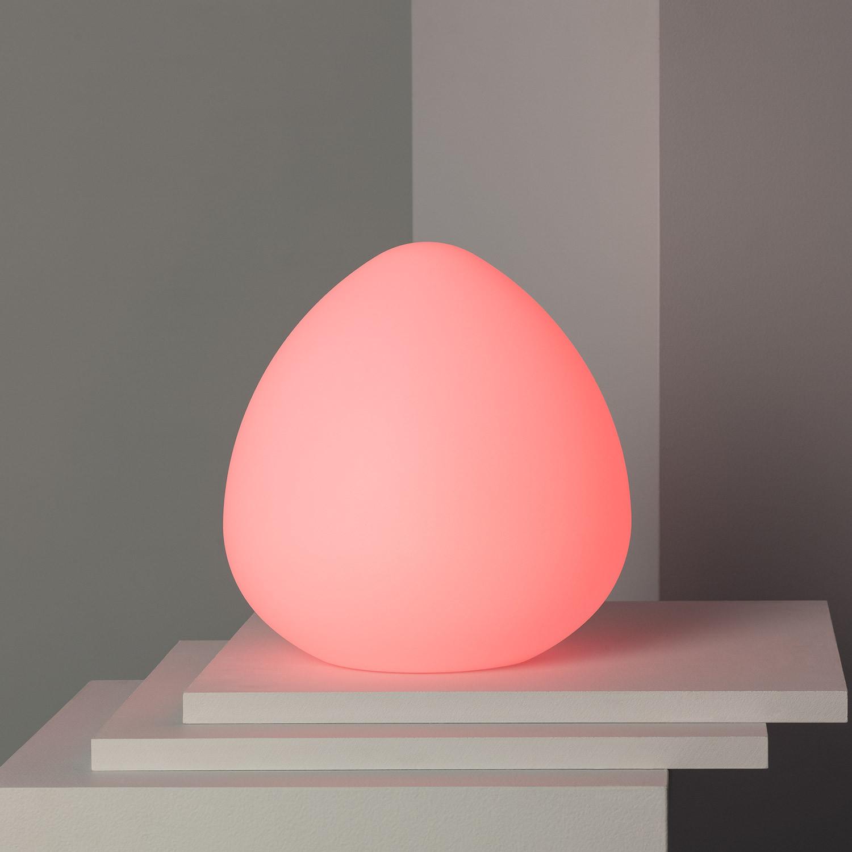 Huevo LED RGB  Recargable