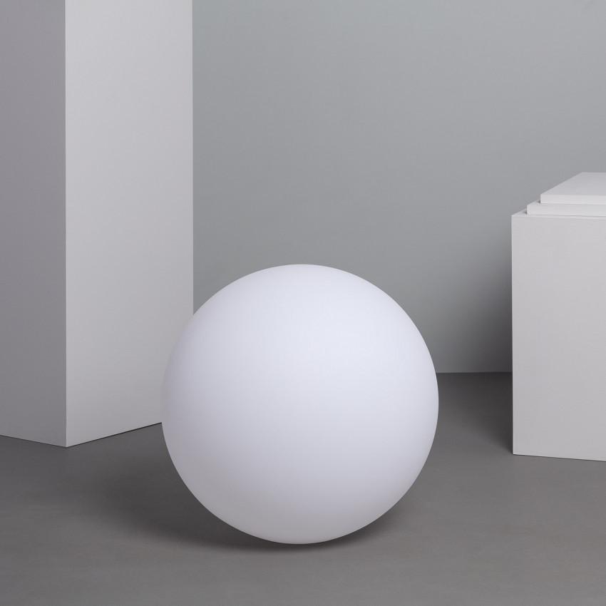 Esfera LED RGBW IP65 50cm Recargable