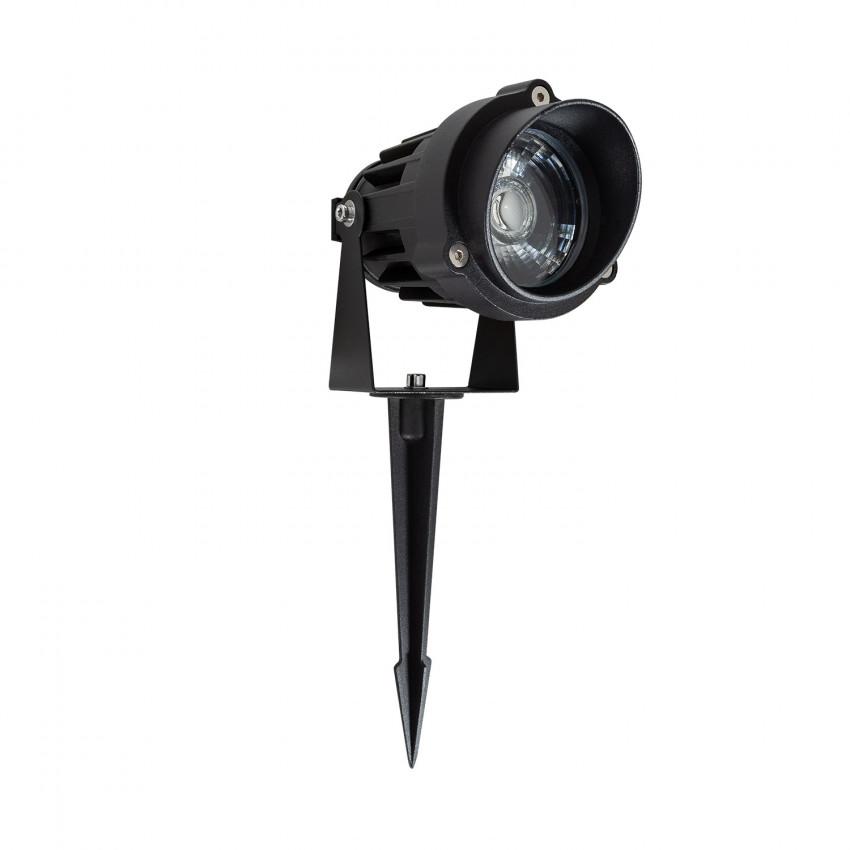 Foco LED RGB con Pincho Vetusta IP65 10W