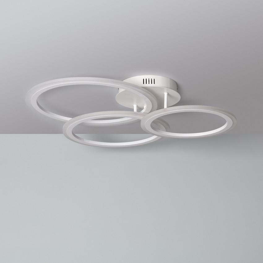 Lámpara de Techo LED Big Eklips 38W
